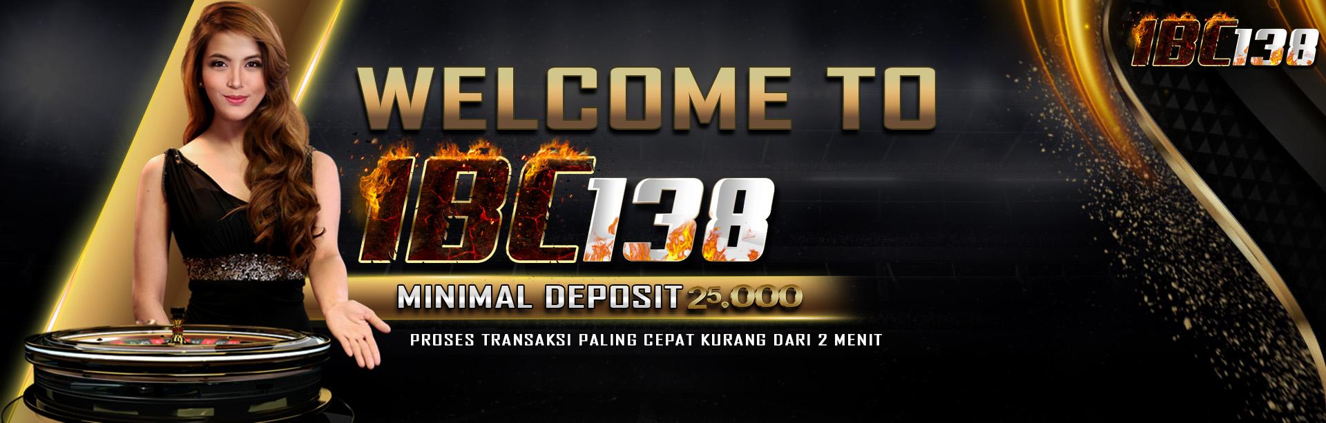 Selamat Datang ke IBC138